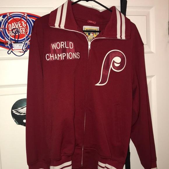 49f4dd042de Philadelphia Phillies Vintage Jacket. M 5a44fbda2c705d93a50cc064